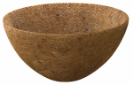 Panacea Products 87823 Planter Coco Liner, Round, 20-In.