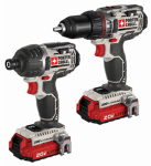 Black & Decker/Dewalt PCCK602L2 2-Tool Drill/Driver Combo Kit, 20-Volt, Lithium-Ion