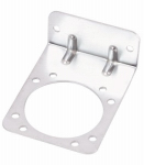 Uriah Products UE048615 RV Trailer Connector Mounting Bracket, 7-Wire