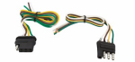 Uriah Products UE110000 Trailer Connector Kit, 4-Way Flat