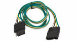 Uriah Products UE110004 Trailer Connector, 4-Way, 48-In.
