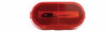 Uriah Products UL108001 41/8x2 RED Marker Light
