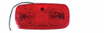 Uriah Products UL138001 RED Bulls Trailer Light