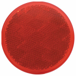 "Uriah Products UL475001 3-3/16"" RED Reflector"