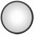 Uriah Products UL600603 Auto Mirror, Convex, Stick-On, 3-In.