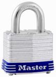 Master Lock 3D 1-1/2 Inch Laminated Padlock