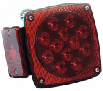 Uriah Products UL840011 SQ LED Stop/Turn Light
