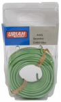 Uriah Products UA501430 Automotive Wire, Insulation, Green, 14 AWG, 20-Ft.