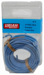 Uriah Products UA501610 Automotive Wire, Insulation, Blue, 16 AWG, 30-Ft.