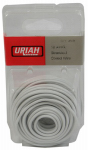 Uriah Products UA501820 Automotive Wire, Insulation, White, 18 AWG, 40-Ft.