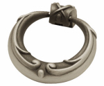 Brainerd Mfg Co/Liberty Hdw PN1512-BSP-C Cabinet Pull, French Lace Ring, Brushed Pewter, 2-In.