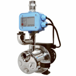 Bur Cam Pumps 506532SS Well Jet Pump With Electronic Control, .75-HP