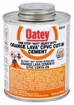Oatey 32167 16OZ ORGLav CPVC Cement