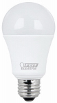 Feit Electric A450/830/LED/2 2PK 6.5W WHT LED Bulb