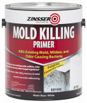 Zinsser & 276049 Mold Killing Primer, Gal.