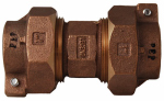 Legend Valve And Fitting 313-244NL Water Service Union, Lead-Free, IPS PAK x PAK, 3/4-In.