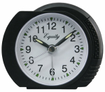 La Crosse Technology 27001 Alarm Clock, Classic Black, Quartz Movement