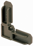 Prime Line Products PL 14259 3/4x7/16 Bronze Corner