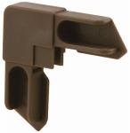 """Prime Line Products PL 14313 3/8"""" Bronze FramCorner"""