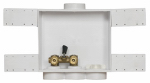 Oatey 38568 Quadtro Copper Sweat Washing Machine Outlet Box, 2-In.