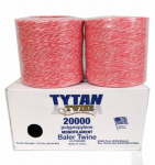 Tytan International PBT20110TRWMCT TYTAN 20/110 MONOFILAMENT POLY BALER TWINE