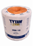 Tytan International PBT20110TOSTNBP Baler Twine, Orange Poly, 20,000-Ft. Spool