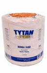 Tytan International PBT4440TONBP Baler Twine, Orange Poly, 4,000-Ft. Spool