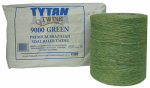 Tytan International SBT72GRTY Baler Twine, Green Sisal, Two 3,600-Ft. Spools