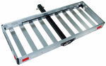 Tricam Industries ACC-2F Premium Folding UltraLight Cargo Carrier, Aluminum, 50 x 20-In.