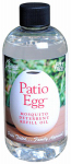 Scent Shop 90602 Mosquito Deterrent Patio Egg Refill Oil, 8-oz.
