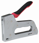 Arrow Fastener T55BL Staple Gun, T50, Soft-Grip