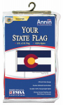 Annin Flagmakers 140660L 3x5 Colorado State Flag