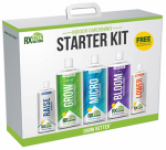 Rx Green Solutions RX16OZKT Hydroponic Indoor Gardening Starter Kit
