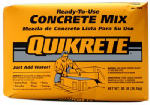 TCC Materials CONCRETE MIX-RDC10 80LB Bag Concrete Mix