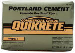 TCC Materials PORTLAND CEMENT-RDC10 47LB Bag Portland Cement