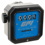Great Plains Ind 126300-01 Fuel Meter, 30-Gal.