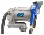 Great Plains Ind 133200-2 Fuel Transfer Pump, 20-GPM
