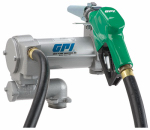 Great Plains Ind 133265-04 Fuel Transfer Pump, 25-GPM