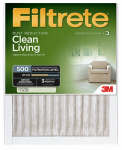 3M 500DC-6 Dust Reduction Furnace Filter, 16x20x1-In., Must Purchase in Quantities of 6