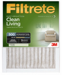 3M 502DC-6 Dust Reduction Furnace Filter, 20x20x1-In., Must Purchase in Quantities of 6