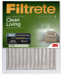 3M 504DC-6 Dust Reduction Furnace Filter, 14x25x1-In., Must Purchase in Quantities of 6