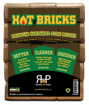 Renewable Heat Products HB-15 Wood Stove Fuel, 15-Pack
