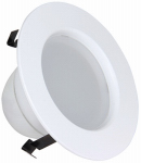 Feit Electric LEDG2R4/830 LED Recessed Can Light, 9-Watt, 4-In.
