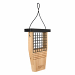 Natures Way Bird Products CWF1 Cedar Suet Tail Feeder