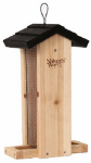 Natures Way Bird Products CWF6 Cedar Vertical Mesh Bird Feeder