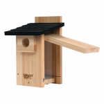 Natures Way Bird Products CWH4 Cedar Bluebird Viewing House