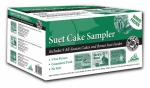 Heath Manufacturing SCS-1 Suet Sampler Pack, 11 Cakes + Cage