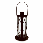 Heath Manufacturing 20131-2 Jamestown Bird Feeder, Lantern-Style, Holds 3.5-Lbs.