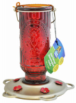 Classic Brands 60 Hummingbird Feeder, Red Vintage, 20-oz.