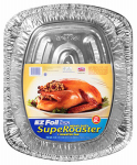 Ez Foil/Reynolds 00ZR19200000 EZ Foil Super Roaster Pan, Heavy-Duty, 16 x 13 x 2-In.